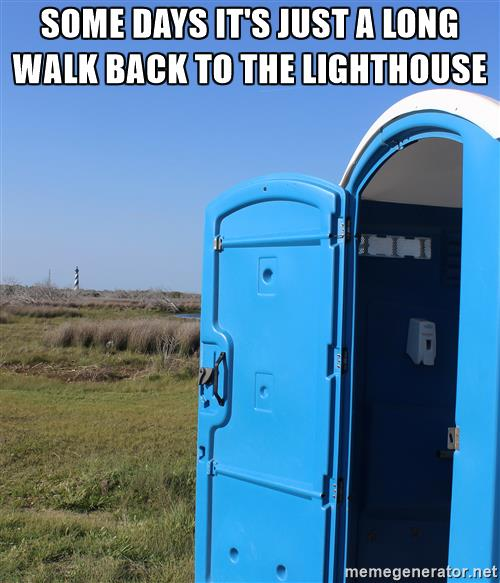 Lighthouse meme
